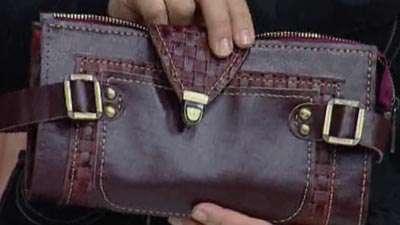 کیف دستی _ خانم بروشک (2)