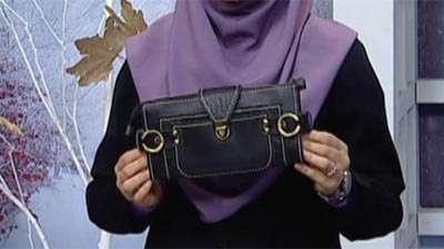 کیف دستی _ خانم بروشک (1)
