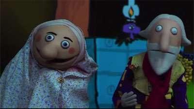 شکرستان عروسکی / بالاخره پیرپلاسی داماد شد