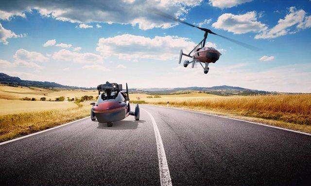 خودروی پرنده هلندی