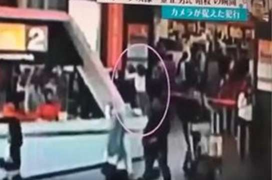 برادر کیم جونگ اون اینگونه در برابر دوربینها ترور شد