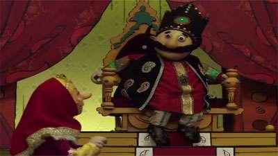 شکرستان عروسکی / همه به دنبال جانشینی پادشاه