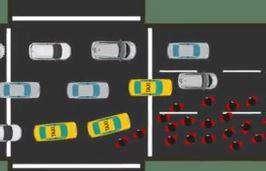 وقتی شما باعث ترافیک هستید!