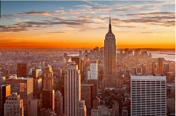 تماشای نیویورک از بالا