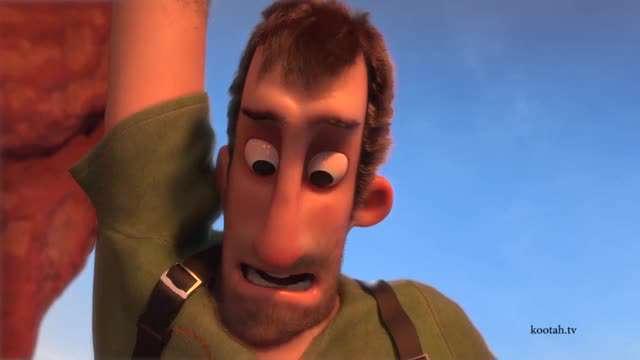 انیمیشن کوتاه DADDYCOOL