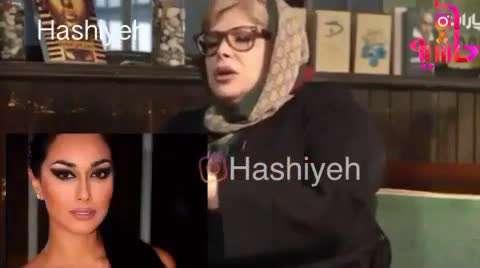 انتقاد تند شیوا خنیاگر به صدف طاهریان