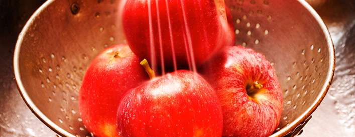 این 6 ماده غذایی را قبل مصرف با دقت بشویید