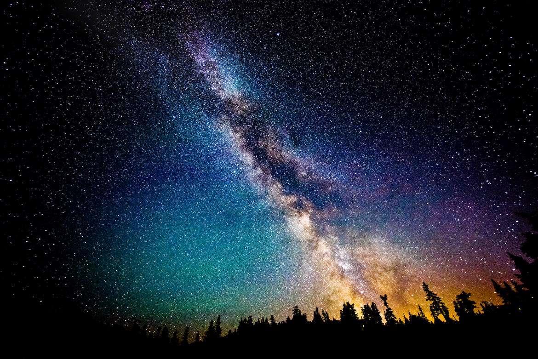 20000 تصویر خیره کننده از کهکشان راه شیری در 3 سال