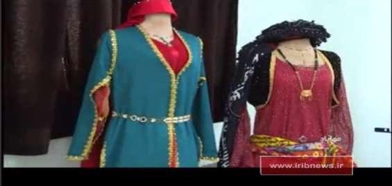 جشنواره لباس اقوام ایرانی