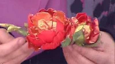 گلسازی مخصوص سفره هفت سین