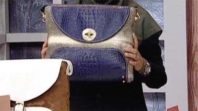 کیف چفتی_ خانم بروشک
