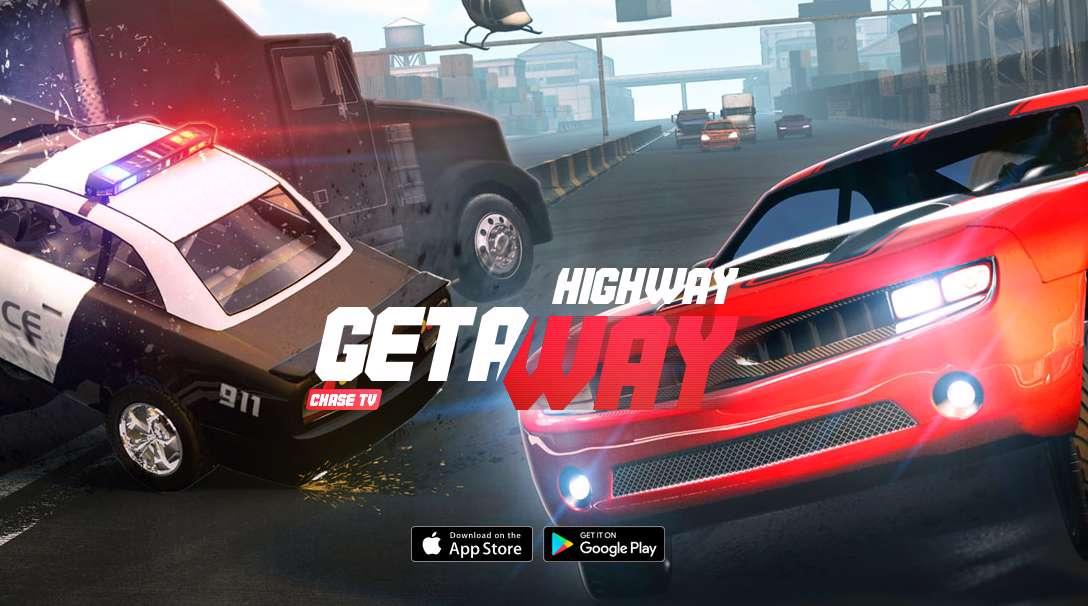 دانلود بازی Highway Getaway Chase TV 1.0.2 برای اندروید