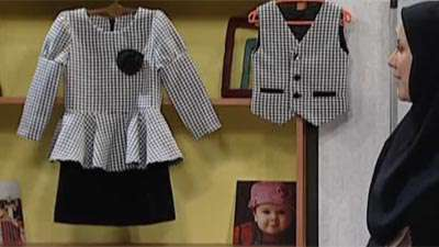 پیراهن دخترانه_ خانم جوادی (1)