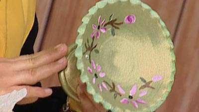 پتینه روی ظروف هفت سین _ خانم حسنی (1)