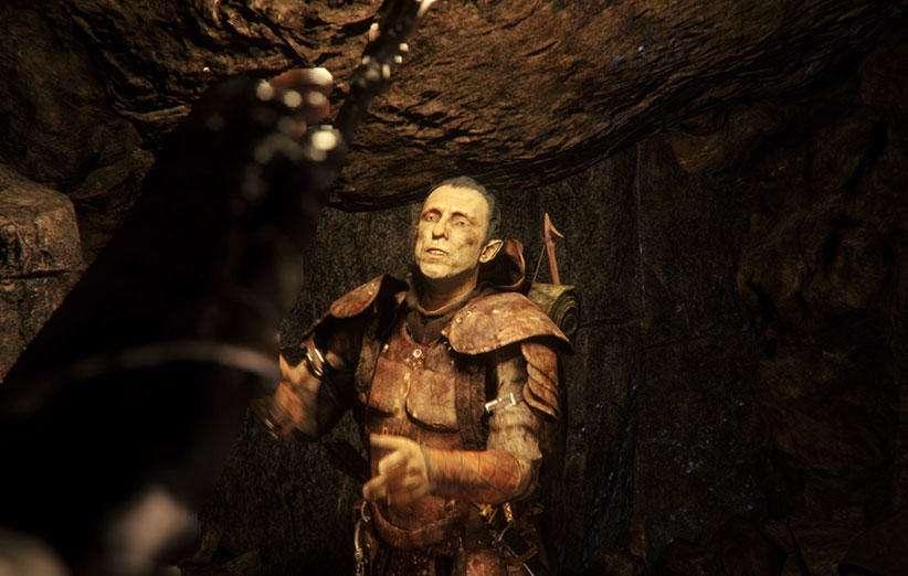 کپکام همچنان روند ساخت بازی Deep Down را ادامه میدهد