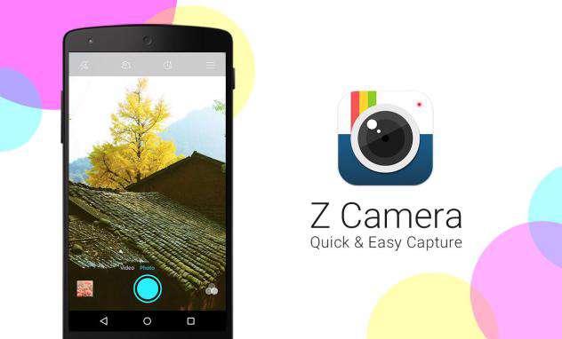 دانلود برنامه دوربین عکاسی  4.20 Z Camera VIP برای اندروید
