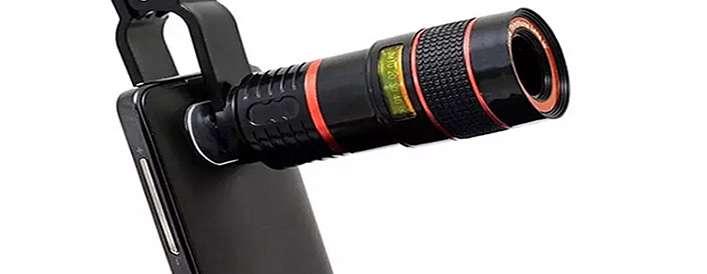با لنز تله فوتو موبایل آشنا شوید