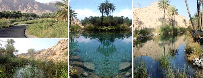 چشمه دمدمی مزاج هرمزگان + گالری عکس
