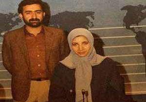 اجرای خاطرهانگیز زنده یاد «ایران شاقول» گوینده پیشکسوت خبر
