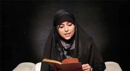 اجرای زیبای متن دکتر علی شریعتی: فاطمه، فاطمه است...