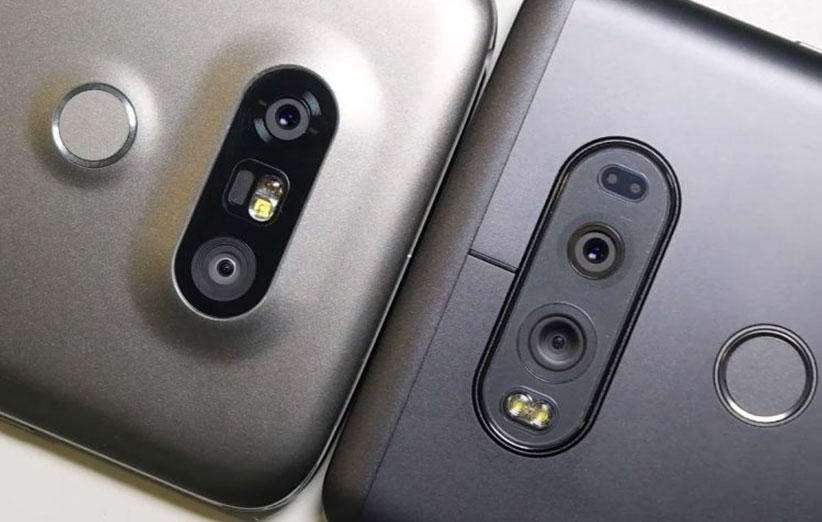 نظر مردم درباره دوربین گوشیهای LG چیست؟