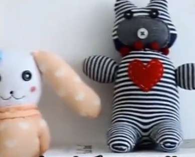 این عروسک های زیبا و دوست داشتنی را به بچه ها هدیه بدهید