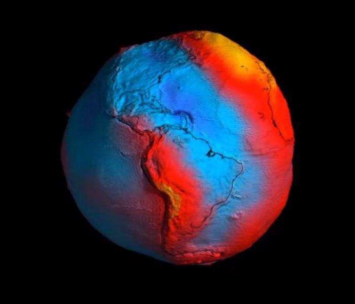 مدل زمین واره چیست؟