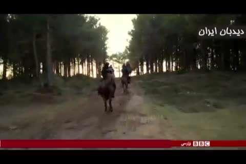 بازاریابی و تبلیغ بیبیسی فارسی برای سریالهای ترکیهای!