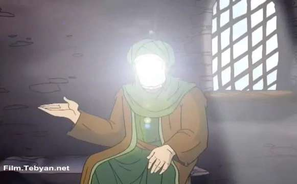 انیمیشن شهادت امام کاظم علیه السلام