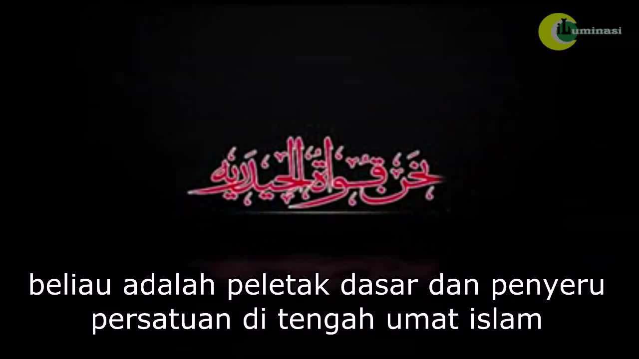 Haram menghina Simbol Ahlussunnah