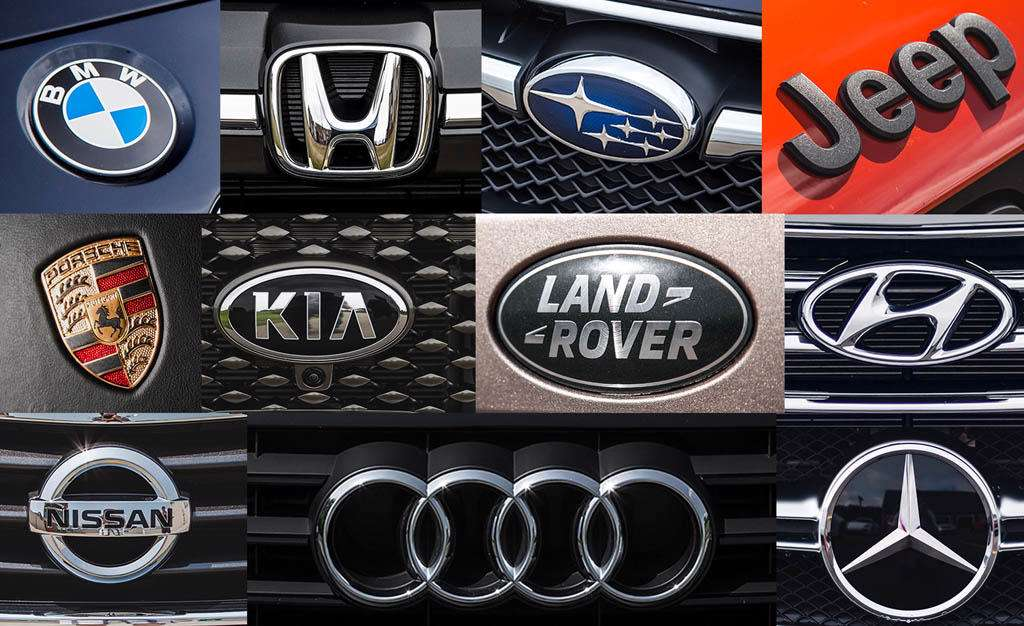 تلفظ صحیح نام برندهای خودرویی!