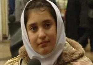 اشکهای ملیسا برای داشتن خواهر
