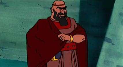 پادشاهی داریوش و اوضاع اداری دوره هخامنشیان