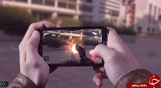 بازی پینت بال به سبک واقعیت مجازی