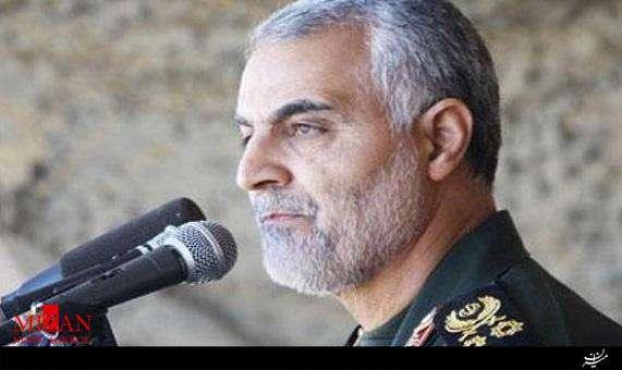 سخنان سردار سلیمانی در خصوص حمله به سامرا و مشهد