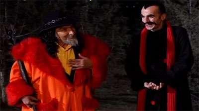 اولین تقابل عمونوروز و یارانش با استاد جرزنی