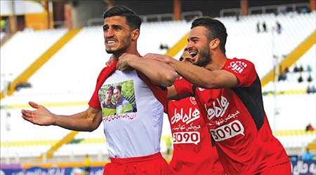 سومین قهرمانی پرسپولیس در لیگ برتر