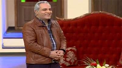 استندآپ کمدی مهران مدیری / تبلیغات