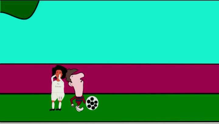 فوتبالیست ها طنز قسمت اول
