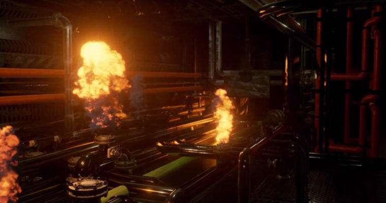 فناوری جدید و خارق العاده انویدیا در شبیه سازی آتش و دود