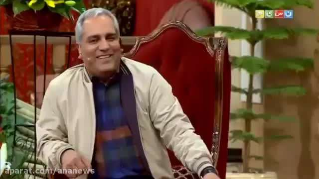 خاطره مهران غفوریان که مهران مدیری را از خنده منفجر کرد