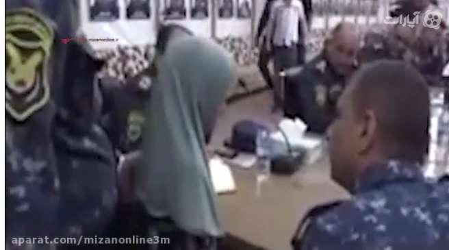 نجات دختر ایزدی از چنگال داعش