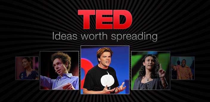 دانلود نرم افزار سخنرای های علمی تصویری TED 3.2.0 برای اندروید