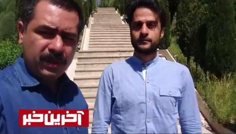 وعدههای انتخاباتی طنز با موضوع وزیر رفاه