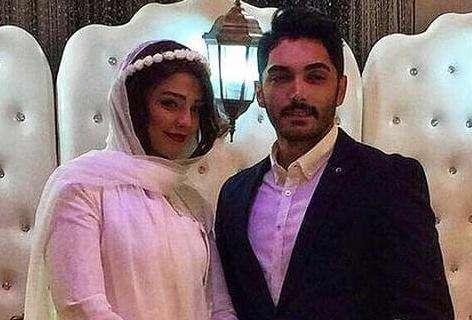 ازدواج غیرمنتظره بازیگر زن ایرانی