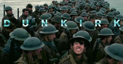 آنونس منتشر شده از جدیدترین فیلم کریستوفر نولان به نام DUNKIRK