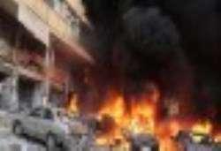 انفجار در شهر «أعزاز» حلب
