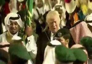 رقص شمشیر ترامپ با شاهزادههای سعودی