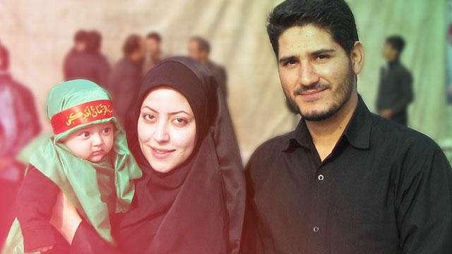 شهید مدافع حرم علیرضا نوری