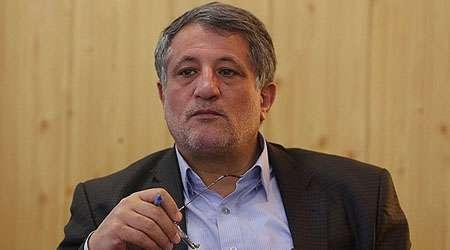 محسن هاشمی رئیس شورای مرکزی حزب کارگزاران